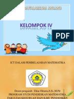 Presentation ICT Kel 4 BARU