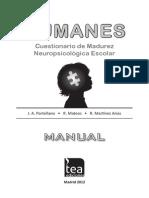 Manual Cumanes