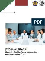 Applying Theory to Accounting Regulation- Godfrey 7th Ed - Final