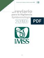 Breviario Vigilancia Epidemiolgica-2010