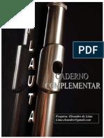 Apostilha de Flauta Transversal Ccb