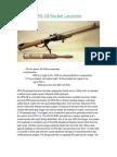 RPG-29 Rocket Launcher