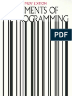 Elements of ML Programming (Ullman)