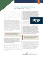SmallBalance Commercial Market Outlook Feb 2014