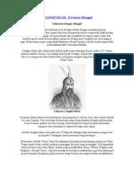 SEJARAH ISLAM - Kerajaan Monggol - Bahterawawasan