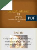 Energias Alterna Power point
