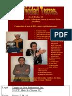 Natividad Torres Poster