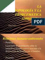ANTROPOLOGIA y Desafío Ambiental.ppt