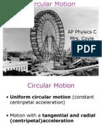 4 AP Circular Motion