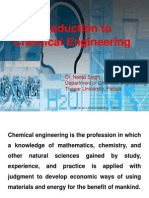 intro to chemical engineering