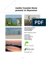 Myanmar - Scoping Paper Myanmar Coastal Zone Management 211113 96dpi