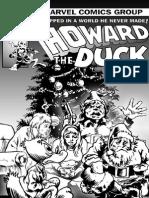 Howard the Duck 4 Sleighjack