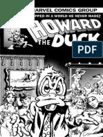 Howard the Duck 5 Auntlilly