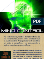 Control Mental y Sectas