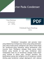 Sistem Pembangkit_Tugas (1) Fouling Factor Pada Condenser