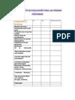 245611049 Instrumento Para Evaluar Las Paginas Web