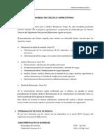03 MEMORIA de CALCULO Estructuras Vargas