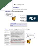 Guía de Orientación AlfabetizaciónDigital