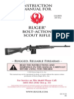 Ruger GunsiteScoutRifle