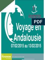 Présentation Voyage
