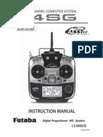 Futaba 14sg Manual