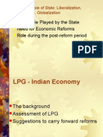 Role of States