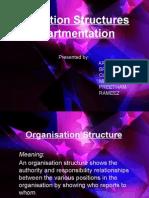 Organization New Design