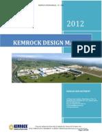 Design Manual - Kemrock - New