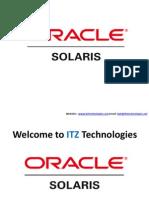 Solaris Admin 10 Online Training
