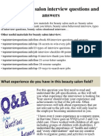 Top 10 beauty salon interview questions and answers.pptx