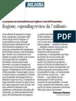 Rassegna Stampa 10.01.15