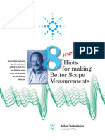 8 More Hints for Making Scope Measurements