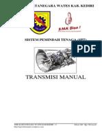 Sistem Transmisi Manual