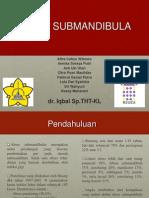 ABSES SUBMANDIBULA