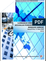 Gambaran Umum Akuntansi Keuangan Pemerintah Daerah Berbasis Akrual