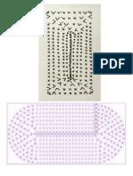 Trapillo Patrones Cestos Ovalado y Rectangular