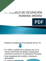 Modelo Ocupacion Humana