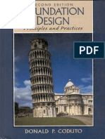 Foundation Design - Coduto Book
