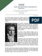 Doença No Coração Teria Influenciado Composições de Beethoven