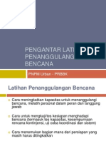 MB 6 Pengantar Latihan PB Dan TTX