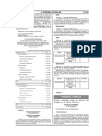DS 034-2009-EM Dictan Medidas Para El Ahorro de Energia en El Sector Publico