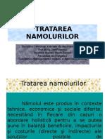 TRATAREA NAMOLURILOR