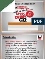 Hero Honda Ppt