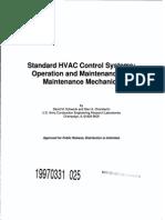 Standard HVAC Control Systems