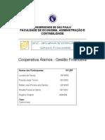 Relatório Final - CooperatRelatório Final - Cooperativa Álamosiva Álamos