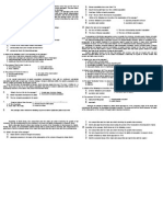 Post Test Skill 1-11
