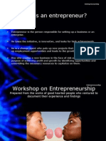 workshoponentrepreneurship-111220220641-phpapp01