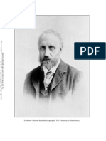 Osborne Reynolds and the Publication of His Papers on Turbulent Flow