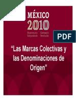 Marcas Colectivas y Denominaciones de Origen