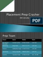 Prep Crasher 2013